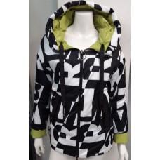 Куртка жен.двусторонняя