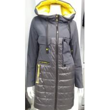 Куртка жен.удлин.