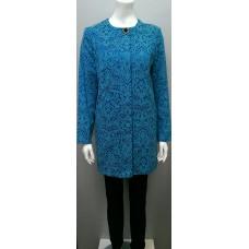 Пиджак жен удлиненный